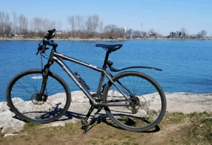 Northrock - Aluminum Hybrid road bicycle