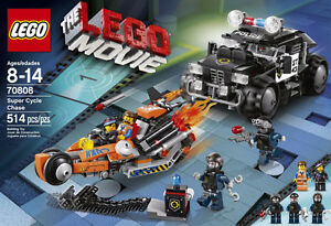 LEGO 70808 SUPER CYCLE CHASE