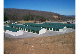 YOU CAN STILL GET YOUR STEEL BUILDING ORDERBEFORE THE SNOW FALLS
