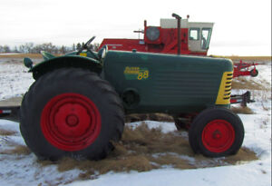 OLIVER88 TRACTOR
