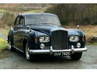 1965 Bentley S3 Four Door Saloon with folding rear seat