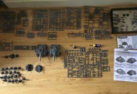 Warhammer 40k 2 Astra militarum start collecting sets