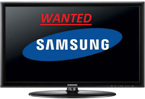 "Samsung 55"" (or 50"") LED or LCD TV"