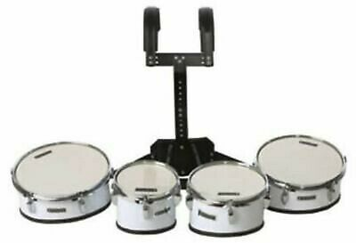 Cardinal Percussion Marching Quads With Carrier CPJBQA-04 *