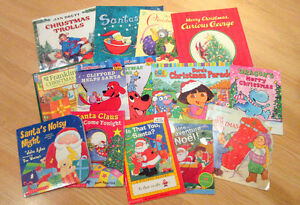 Christmas books (english) / Livres de Noël enfants (anglais)
