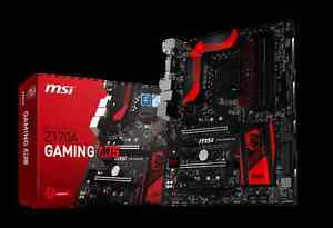 Open Box 3* MSI Z170A GAMING M5 3 Years Warranty