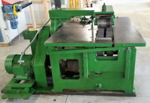 Used Straight Line Rip Saw - CMC model 611 - REF# 1821BM