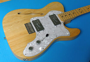Fender '72 Telecaster Thinline reissue