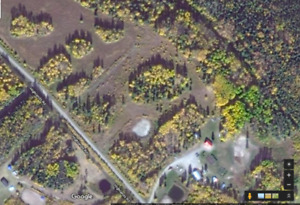 14.82 Acres For Sale Near Halfway River