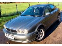 Jaguar X-TYPE 2.0 D 130 Classic**Diesel,1Lady Owner Past 8 Years,New Mot!**