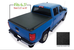 Lund Genesis Elite Roll Up Tonneau Cover, 6.5 foot bed