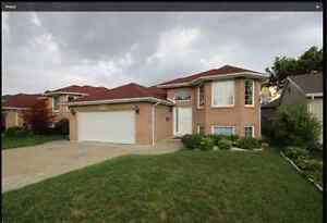Family rental for this beautiful big house with all appliances