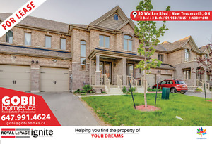 NEW LISTING FOR LEASE in Alliston, ON | www.GobiHomes.ca