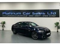 2014 BMW 5 Series 520D M SPORT Auto Saloon Diesel Automatic