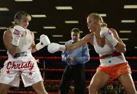 SEEKING VOLUNTEERS INVOLVED IN WOMEN'S FIGHTING SPORTS