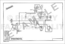 1986 Ford Mustang Mercury Capri Vacuum Diagram Non