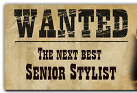 Looking for a stylist/barber to add to our growing team