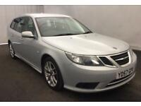 SAAB 9-3 1.9TiD VECTOR SPORTWAGON..FULL HISTORY..LEATHER..LOOKS+DRIVES GREAT