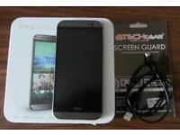 HTC One M8 gunmetal unlocked