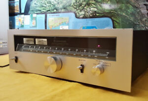 Vintage Kenwood KT-6500 AM/FM Stereo Tuner ~ EXCELLENT CONDITION