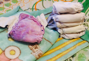 Cloth diapers save money All for $25