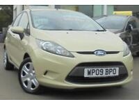 2009 FORD FIESTA 1.4 Style +
