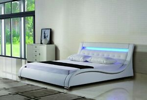 Avenue King Size Modern Bed - $1,399