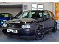 2002 VOLKSWAGEN GOLF 1.9 GT TDI PD 150 BHP 12 MONTH MOT! LOTS OF HISTORY! HATCHB