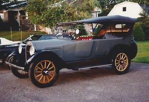 Chevrolet baby-grand touring 1921