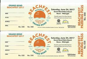 Grand Bend Beachfest June24 2017