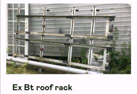 Vivaro KRS roof rack