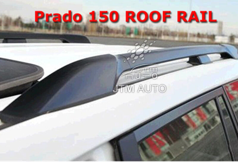 Roof Racks Roof Rails Suitable For Toyota PRADO 150 Series 2010-2019