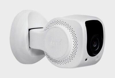 Tend Secure Lynx Indoor 2 White Security Camera Two-Way Audio Home Safety TS0023 for sale  Shipping to India