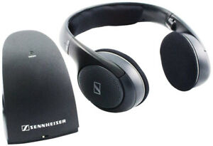 Sennheiser RS 125 Wireless RF Headphones