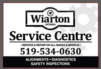 Licensed Automotive Service Technician