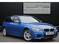 2015 BMW 335d XDrive M Sport Touring Estate Auto *BMW Individual Interior*