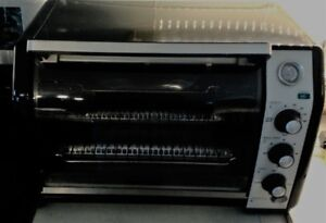 Black and decker convection oven with temp gauge - excel. condit