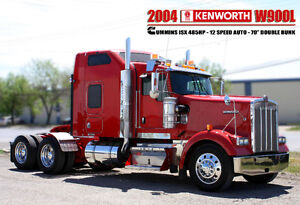 2004 KENWORTH W9OOL ***PRE-EMISSION - AUTOMATIC***
