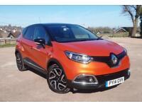 2014 14 Renault Captur 1.5dCi Diesel Manual Dynamique S with MediaNav