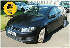 VW Volkswagen Golf 2.0TDI 150ps s/s SE 2013 63 plate with 18k miles