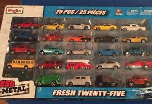 Box of Cars