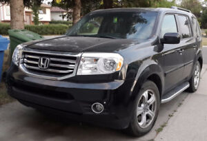 2012 Honda Pilot EX-L SUV, Crossover 4WD Active & Low KMs