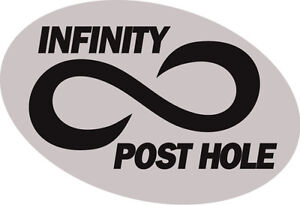 Infinity Post Hole - Fencing and Fence Post Services Kingston Kingston Area image 1