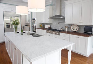 EnjoyHome Granite&Quartz Countertop and Maple Cabinets ON SALES