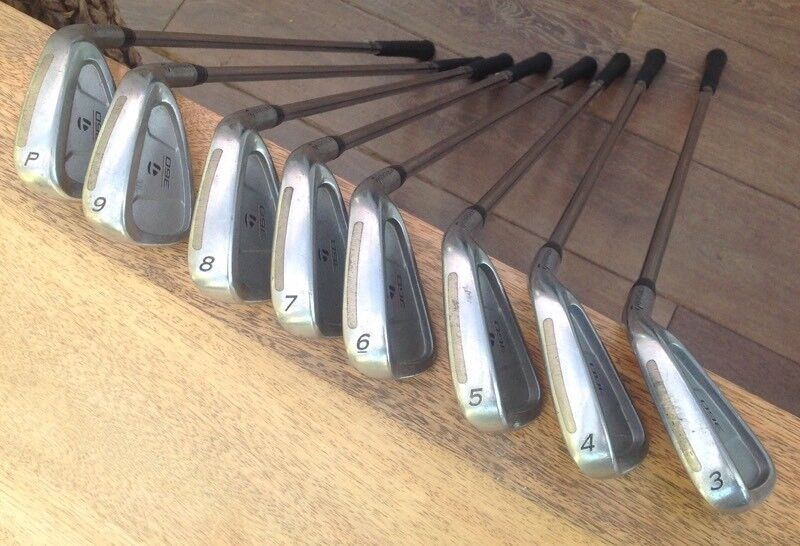 Taylormade 360 Irons 3 To Pw Regular Steel Shafts 50 Or Best Offer
