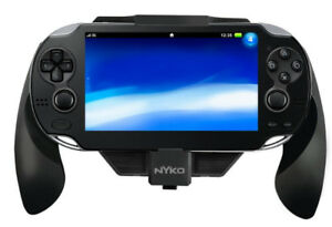 PS Vita   Nykko Power Grip   64gb Card   Game - 200$