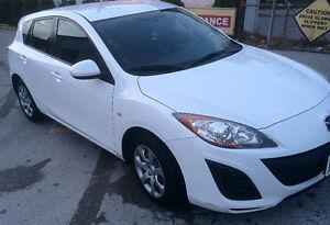 2011 Mazda Mazda3 Sport GX Hatchback