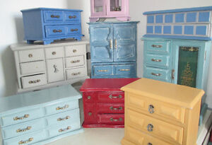 Jewellery Boxes Designed by We Chalk Paint-McCharlesCreations