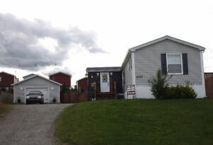 NEW PRICE! 3 Bed, 2 Bath Home & Garage! Large Lot! 4045 Duley