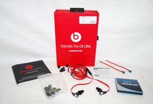 Monster Cable Beats By Dre Ear Buds (MH BEATS IE)
